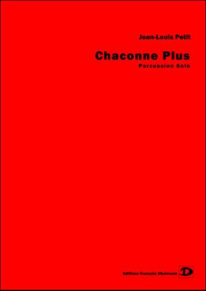 Chaconne plus – Jean-Louis Petit