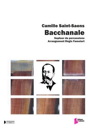 Bacchanale arr. Régis Famelart – Camille Saint-Saens