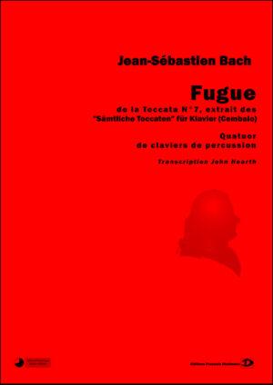 Fugue de la Toccata N° 7 – Jean Sebastien Bach