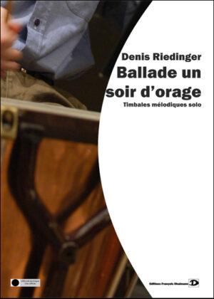 Ballade un soir d'orage – Denis Riedinger