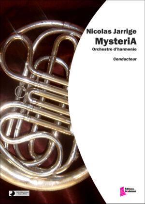 Mysteria – Nicolas Jarrige