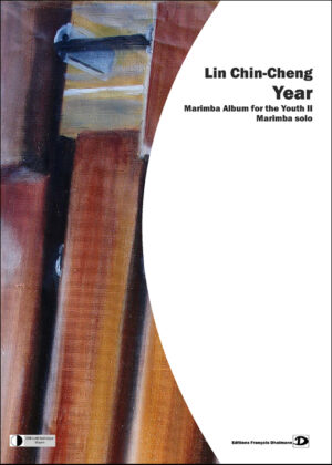 Year. Marimba album for the youth II by Chin-Cheng Lin