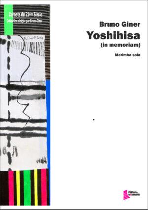 Yoshihisa (in memoriam) – Bruno Giner