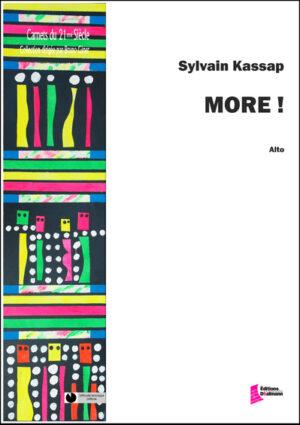 More ! – Sylvain Kassap