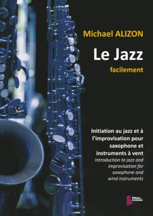 Le jazz facilement by Michael Alizon