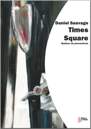 Times square – Daniel Sauvage