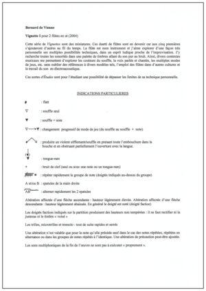 Vignette I – VII – De Vienne Bernard
