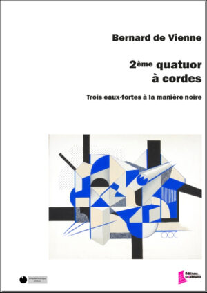 2eme Quatuor à Cordes – De Vienne Bernard