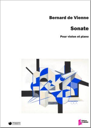 Sonate pour violon et piano – De Vienne Bernard