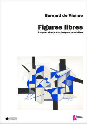 Figures libres – De Vienne Bernard