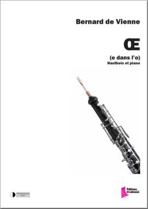 Oe (e dans l'o). Hautbois et piano – De Vienne Bernard