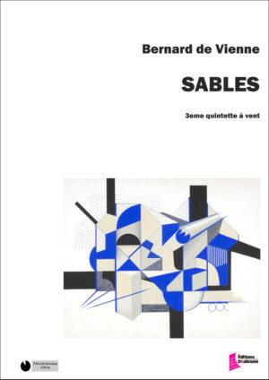 Sables – De Vienne Bernard
