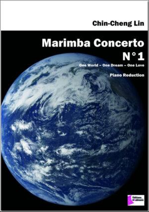 Marimba Concerto N°1. Reduction Piano – Chin-Cheng Lin