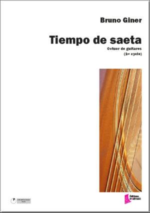 Tiempo de saeta – Bruno Giner