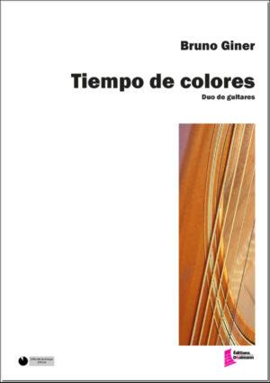 Tiempo de colores – Bruno Giner