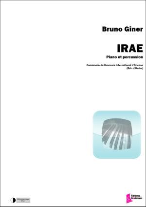 Irae – Bruno Giner