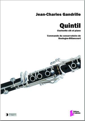 Quintil – Jean-Charles Gandrille