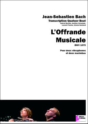L'offrande musicale BWV 1079  – Jean Sebastien Bach