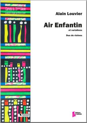 Air enfantin – Alain Louvier
