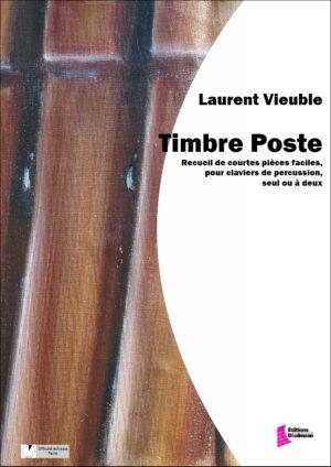 Timbre poste – Laurent Vieuble