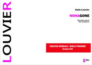Nonagone – Alain Louvier