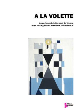 A la volette – De Vienne Bernard