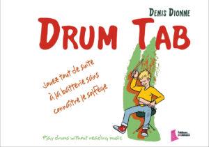 Drum Tab – Denis Dionne