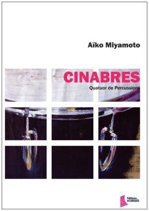 Cinabres – Aïko Miyamoto