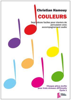 Couleurs – audio tracks – Christian Hamouy