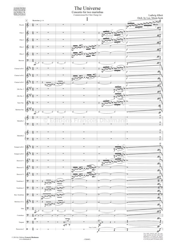 The Universe Wind orchestra