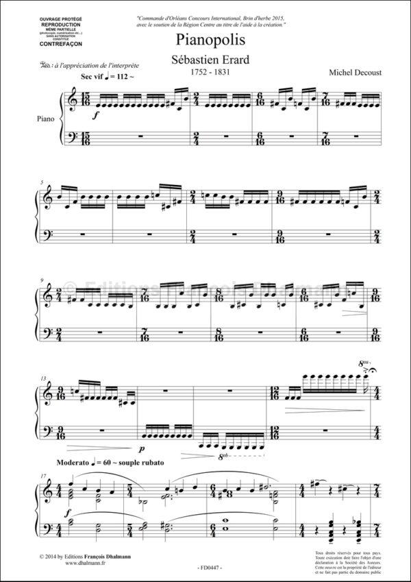 Pianopolis : Sébastien Erard