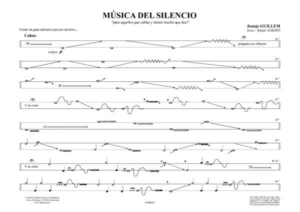 Musica del Silencio