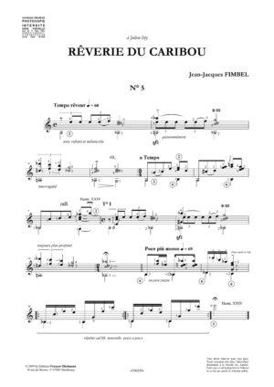 Cinq macros pieces – Jean-Jacques Fimbel