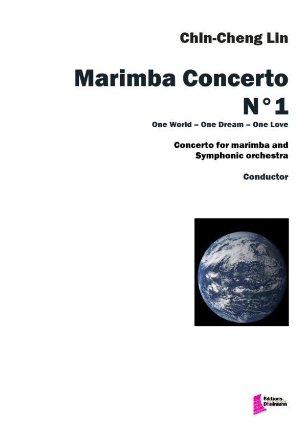Concerto Nr 1 pour marimba et orchestre symphonique