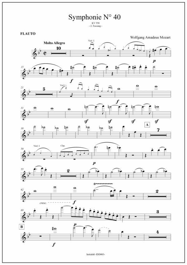 Symphonie Nr 40
